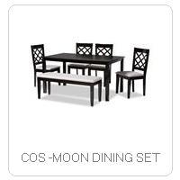COS -MOON DINING SET